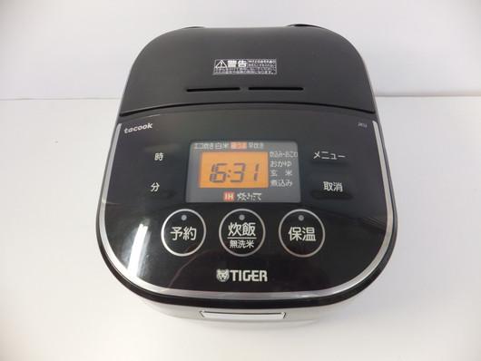 TIGER IH炊飯ジャー JKU-A550-K
