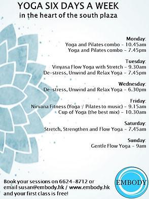 Yoga six days a week.JPG