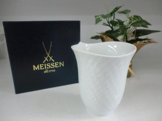 meissen/マイセン/波の戯れホワイト