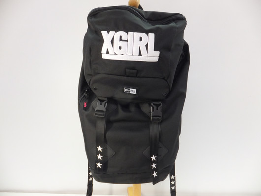 X-girl X NEW ERA コラボ ラックサック