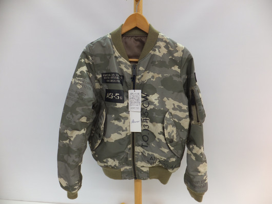 AVIREX MA-1ボンバージャケット