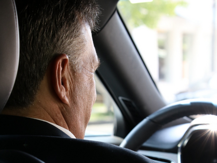 Chauffeur per uur