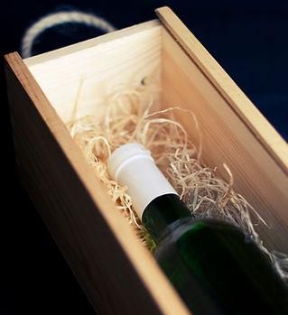 As entregas de vinho