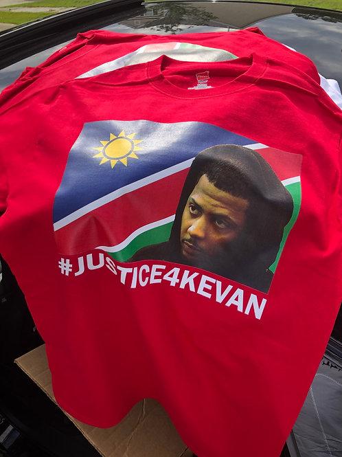 Red justice4kevan