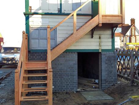 New Staircase for Sheringham East