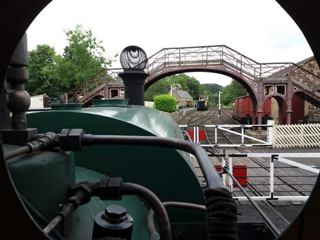 Wissington passes its steam checks at Beamish