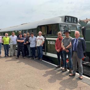 D5631 Class 31 Press Release