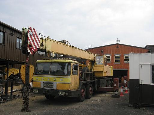 Grove Allen H404 crane