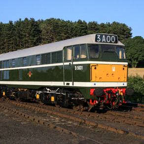 Class 31 Exits the Works