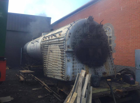 WD Boiler Update September 2016