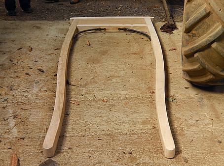 Norwich Horse Dray Progress