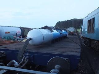 Wagon and Torpedo