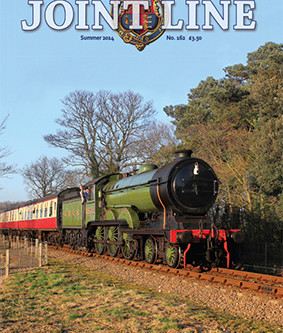 Joint Line Issue 162 Posted