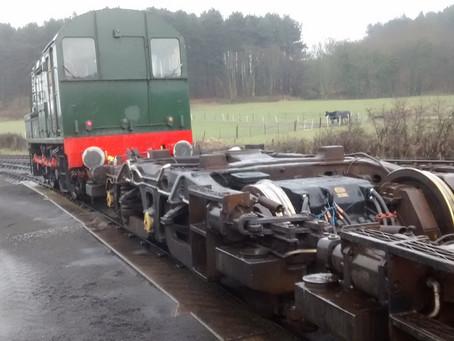 Class 31 Bogies on Tour