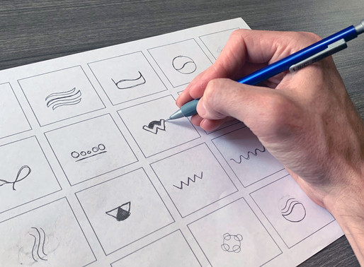 Designing A Logo: Process Makes Perfect