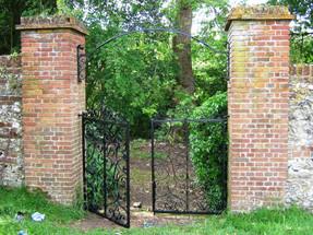 Restored Italian Gate.JPG