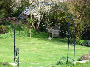 Large Wrapped Rose Arch.JPG