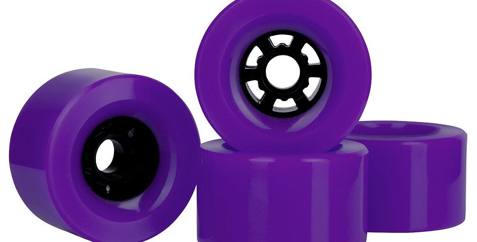 Purple 97mm 78A wheels (set of 4)