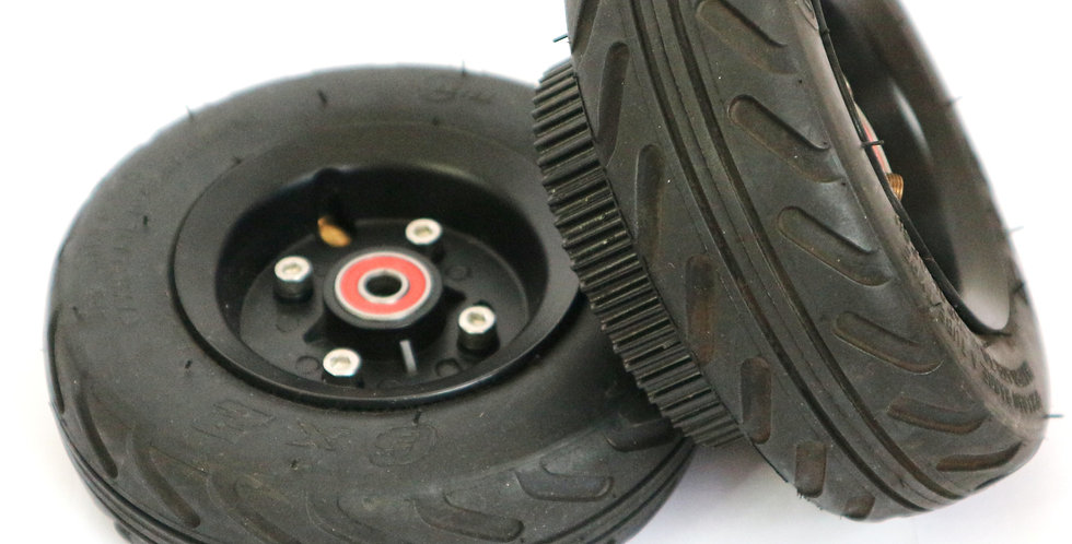 6 Inch Pneumatic All Terrain Wheels