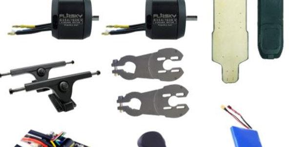 Dual belt drive complete kit (Maple deck)