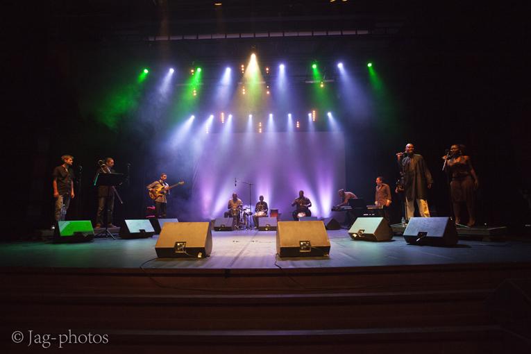 Concert Lova Jah