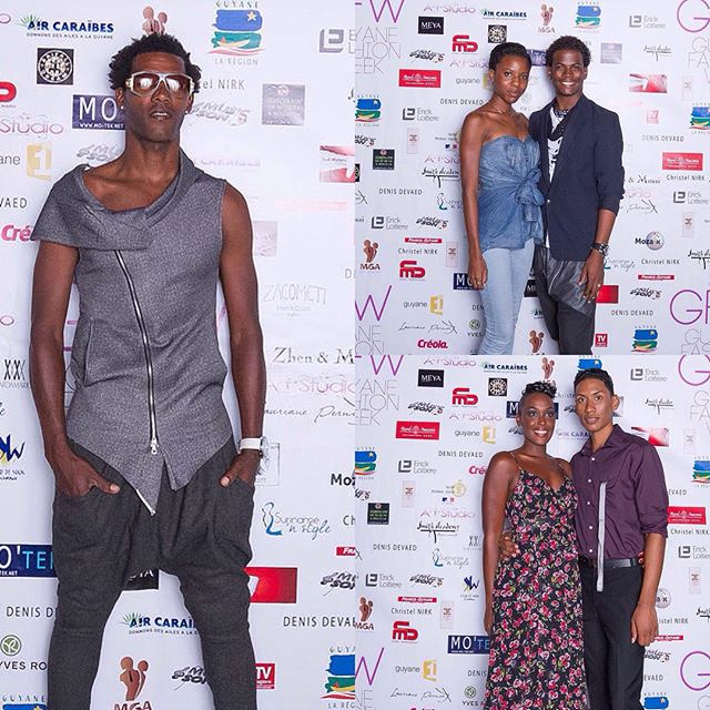 You are Fashion ! GUYANE Fashion Week 2015. #guyanefashionweek