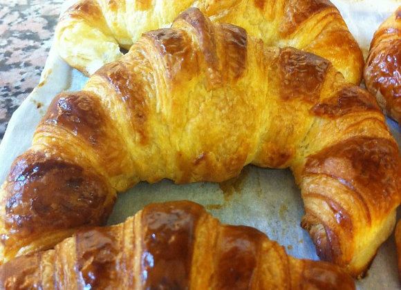 Croissants Feuilletés - Lot de 5