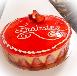 fraisier SKN