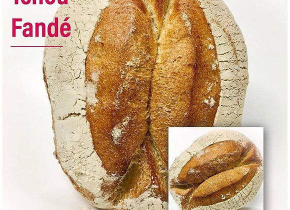 Tchou Fandé - pain au levain naturel