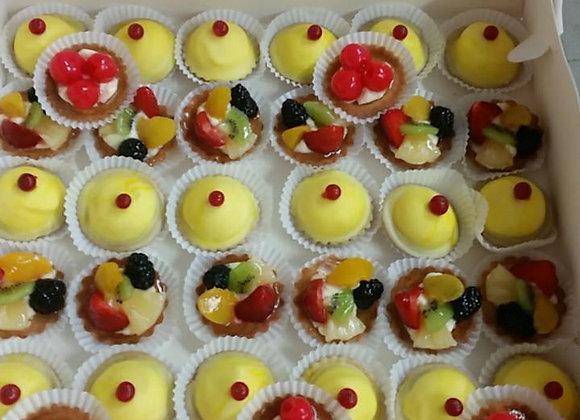 Tartelettes aux fruits -20