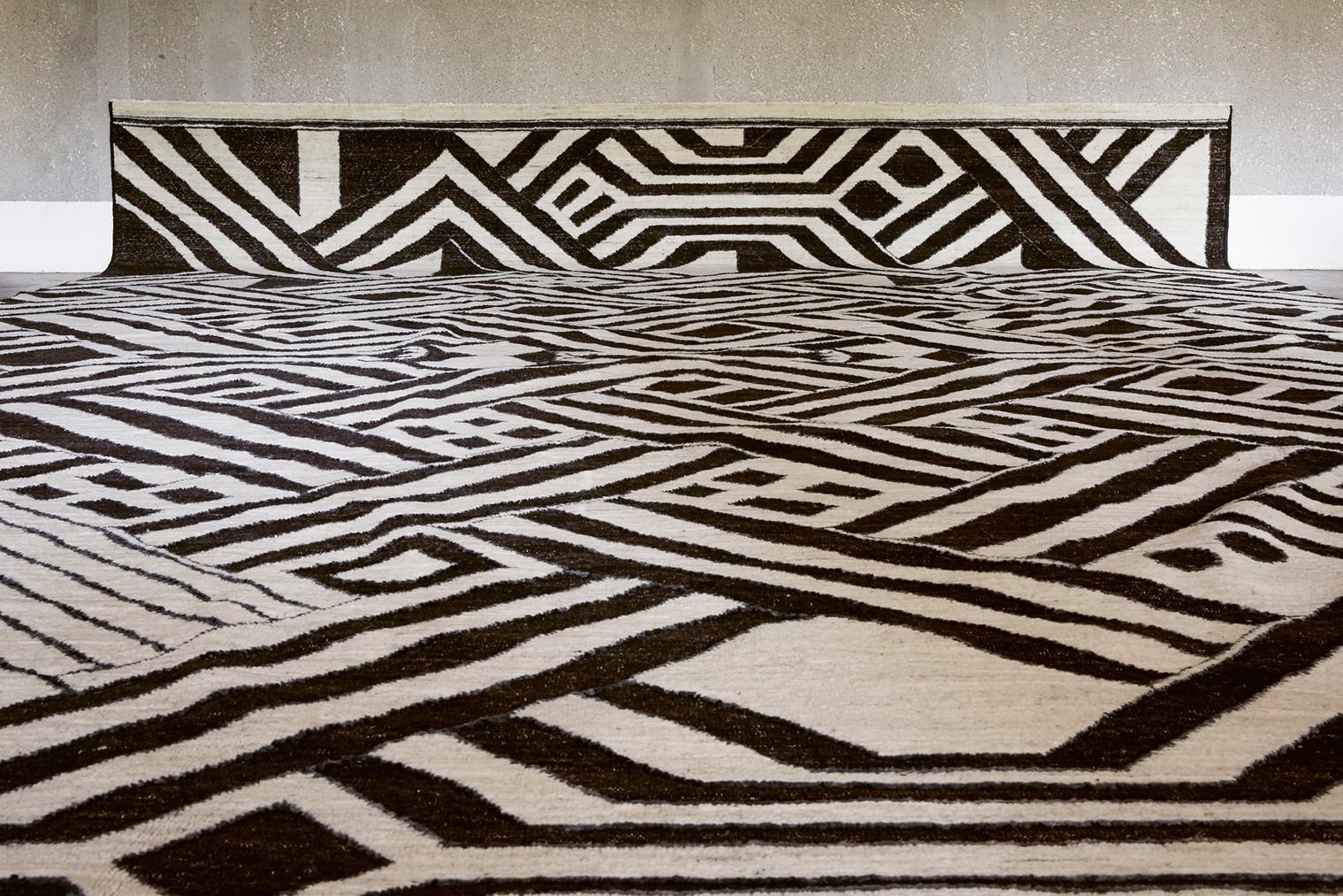Amadi Carpets Kuba Collection