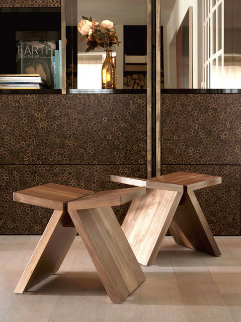 The Butterfly Stool