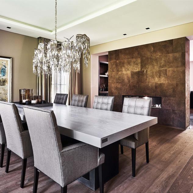 Mondrian Dining Chair
