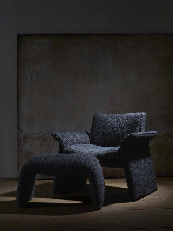 The Oakley Chair and Ottoman