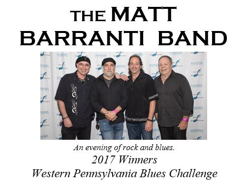 The Matt Barranti Band