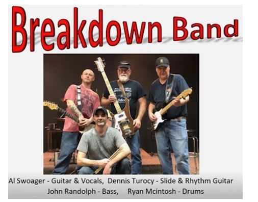 The Breakdown Band