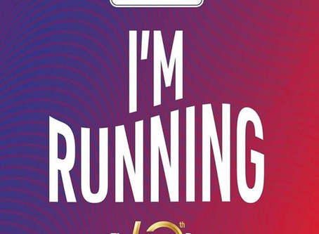 Week 24: I'm running the 40th London Marathon!