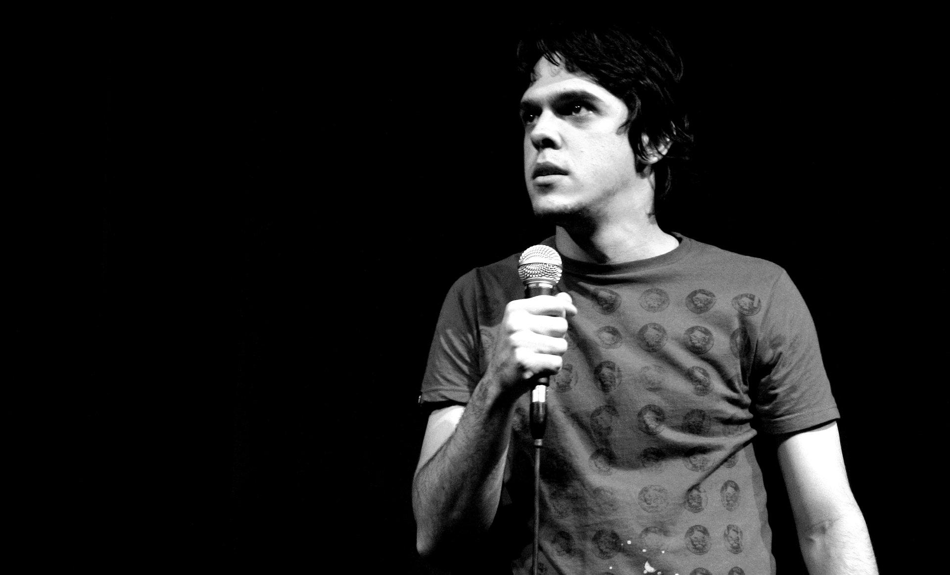 Close no Comedians, em São Paulo-SP