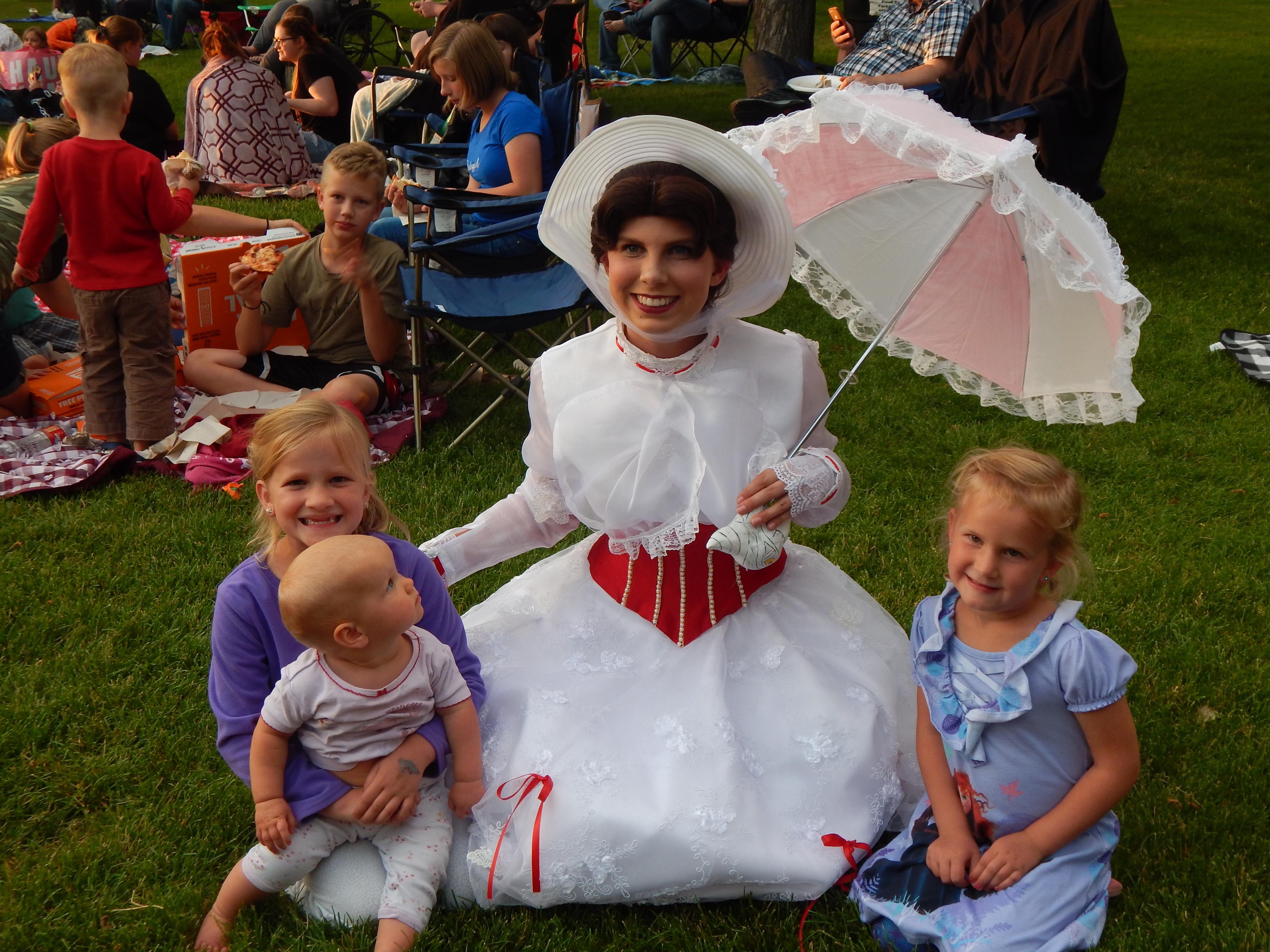utah mary poppins
