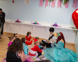 utah princess party
