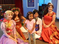 utah princess parties