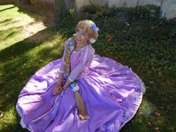utah rapunzel party
