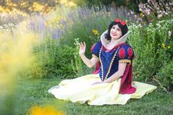 utah snow white party