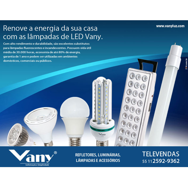 Anúncio Produtos Vany