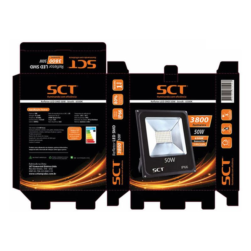 Refletor - SCT