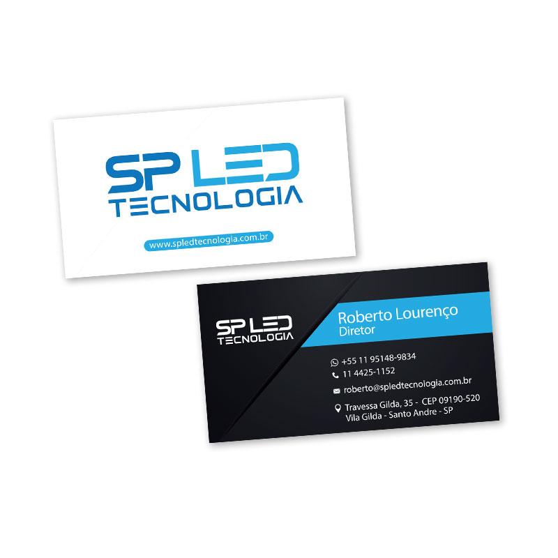 Cartão SP LED