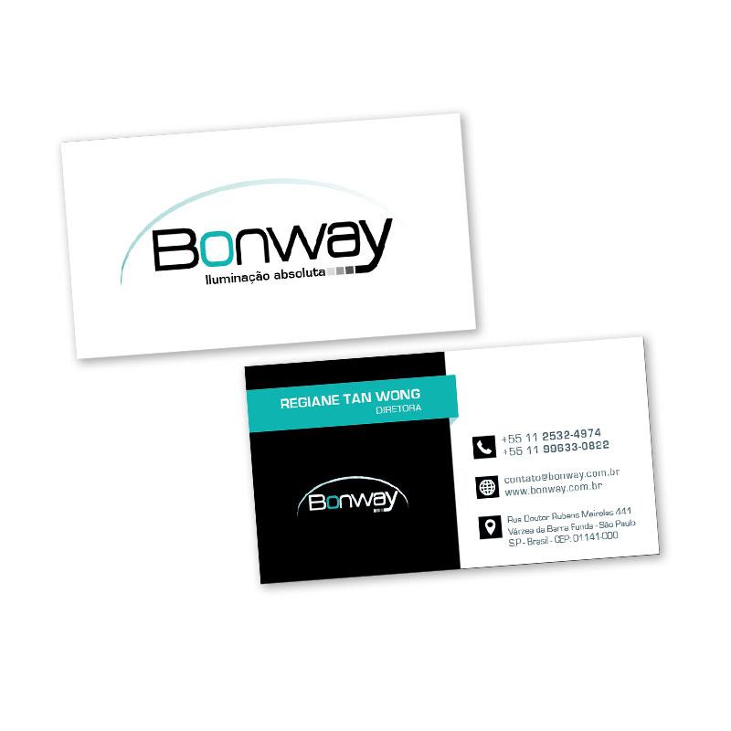 Cartão Bonway