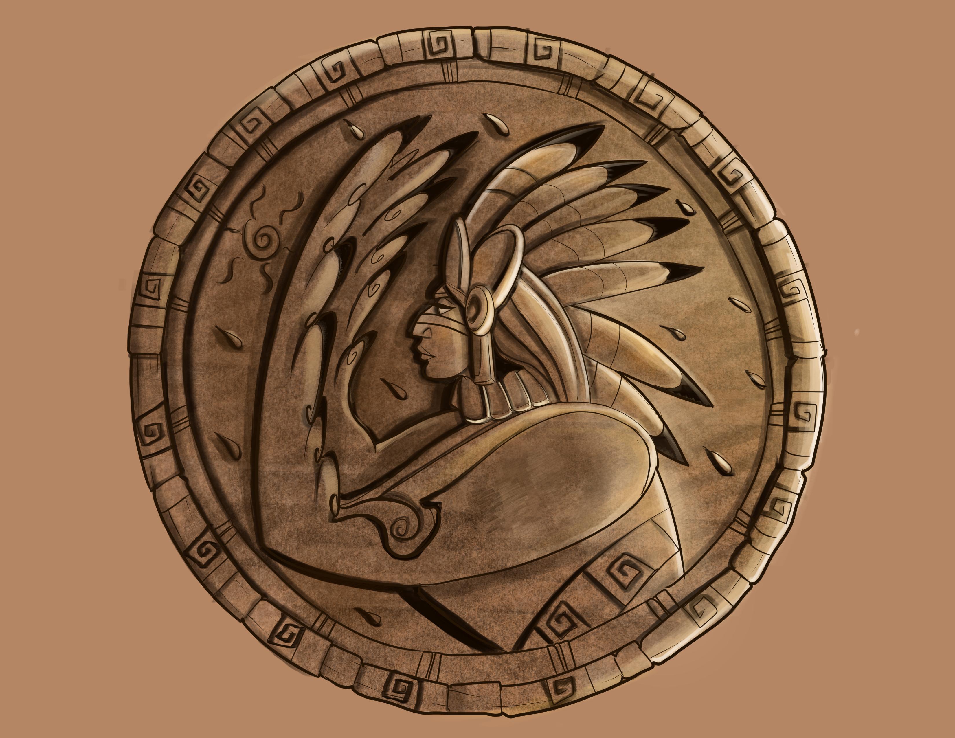 Sacra Coin 2 Color