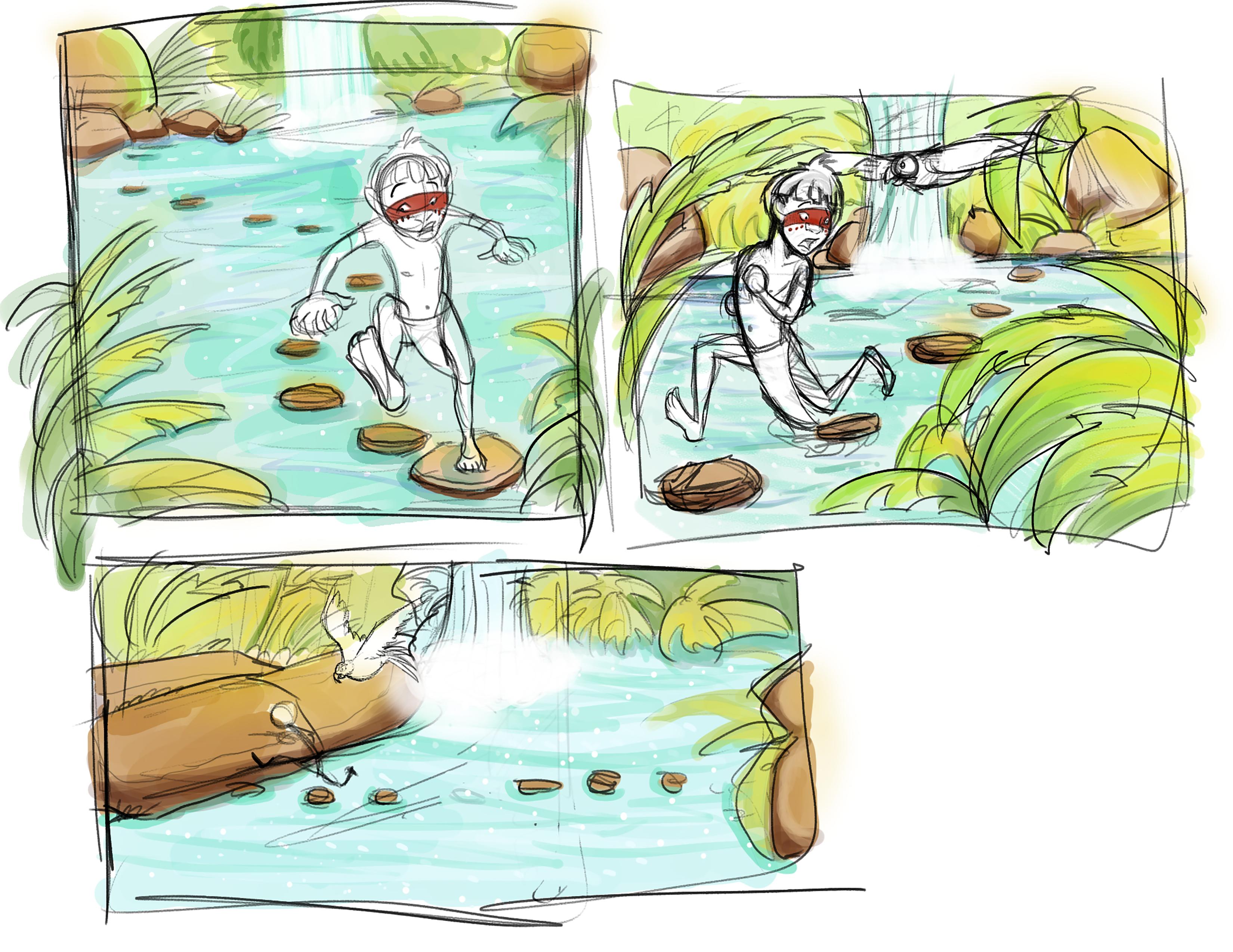 Manicato River Scenes