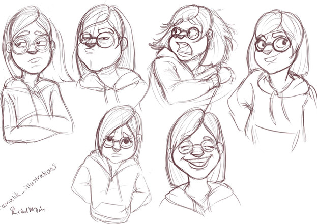 Neena Expression Sheet